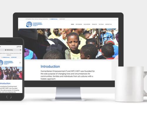 Humanitarian Empowerment Fund NPC